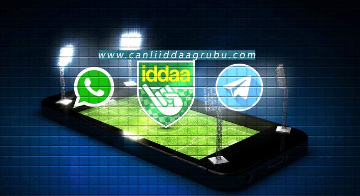 Ücretsiz İddaa Whatsapp Grubu